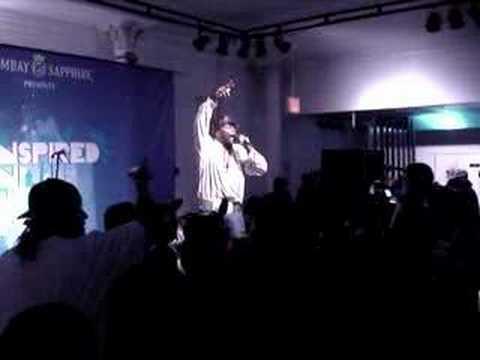 Big Daddy Kane Rocks The Mic!