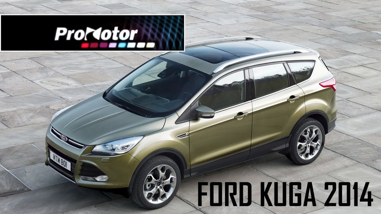 Test drive ford kuga 2014 promotor 18