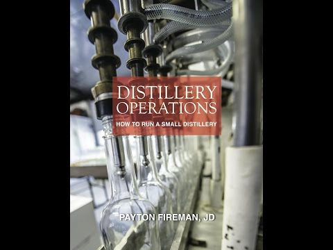 Distillery Operations at West Virginia Distilling Co.