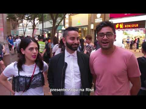Buscando  Rise - Ásia  20 de setembro nos cinemas