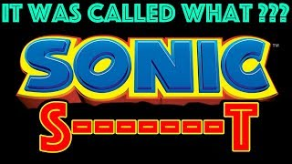 Top 10 Surprising Sonic 3D Facts (SEGA