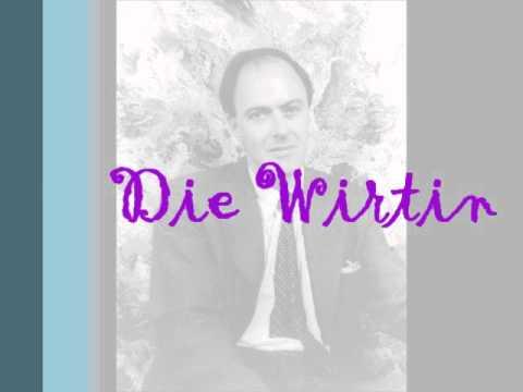 Die Wirtin (The Landlady) von Roald Dahl