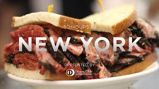 50 Hours in New York: eat drink sleep travel guide