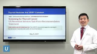Active Surveillance of Thyroid Cancer