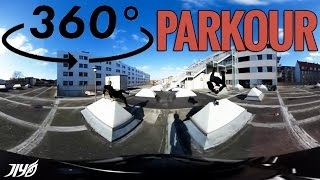 Parkour and Freerun 360 ˚ - VR by JiYo