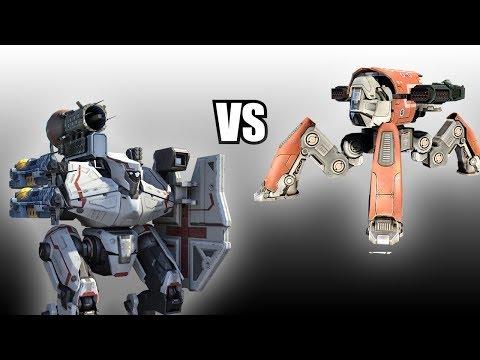 Galahad (Tarans, magnums) vs Raijin (Thunders) – AnakinTEST #15 | War Robots