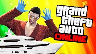 GTA 5 Online - HMS H.A.T! (Freeroam ft. Sips)