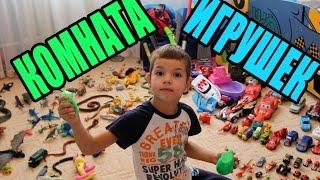 Моя детская комната ♡ Игровая для ребенка ♡ Room Tour 2015