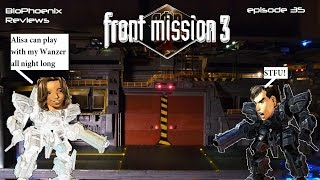 BioPhoenix Game Reviews: Front Mission 3 (PS1)