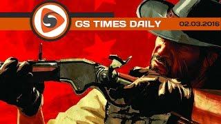 GS Times [DAILY]. Take-Two «взорвёт» Е3 2016, Forza 6 на РС, Vivendi