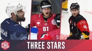 Three Stars | Round of 16 - Return Game