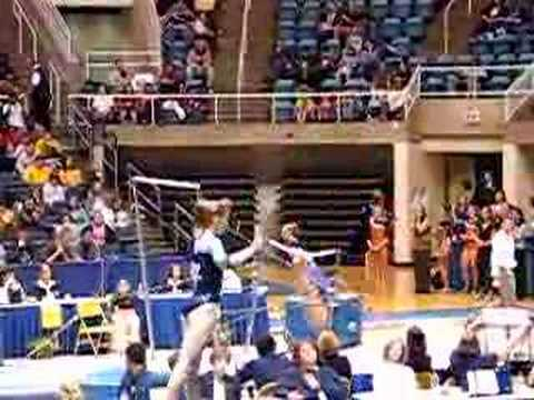 Jordan Schwikert 2007 NCAA Southeast Regionals Bars