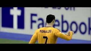 Ronaldo nueva celebración - FIFA 15 - New Celebration Cristiano Ronaldo CR7