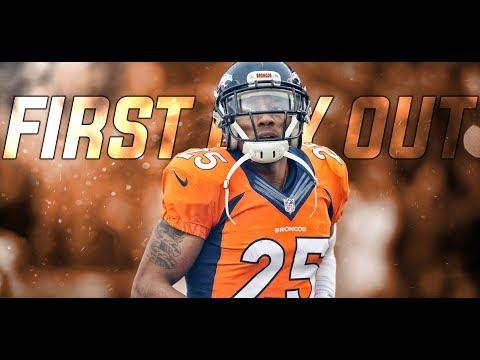 "Chris Harris Jr. || ""First Day Out"" || Denver Broncos Career Highlights ||"