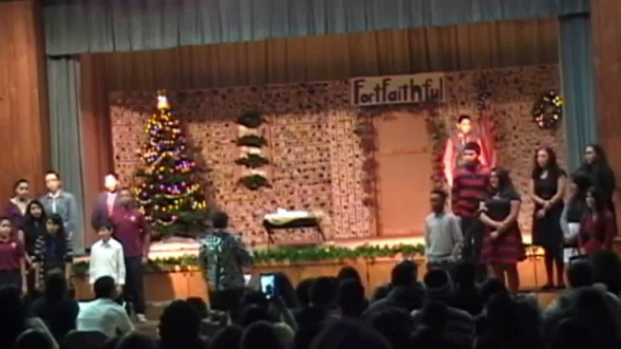 2014 Milwaukee Seventh-day Adventist School Christmas Play - YouTube