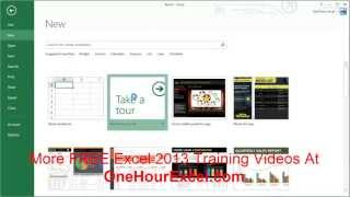 The Ultimate Excel 2013 Training: What Are The Main Differences Between Excel 2010 And Excel 2013
