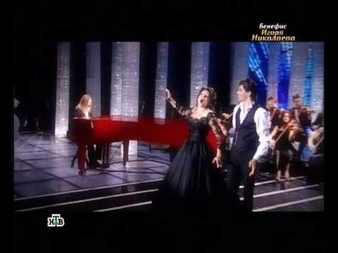 Николай Цискаридзе, Карина Сербина. Балет