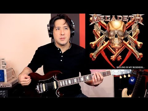 REACTION + REVIEW: MECHANIX by MEGADETH!
