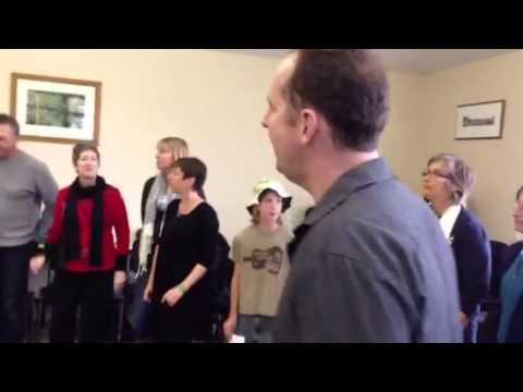 """""""Don't Go"""" - King George Sounds workshop at Denmark Festiva"""