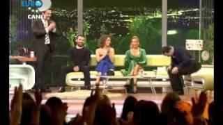 Beyaz Show - Rafet El Roman & İvana Sert Dansı