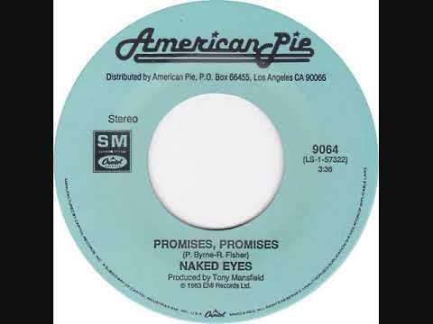 Naked Eyes - Promises, Promises (HQ) - YouTube