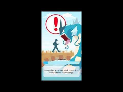Pokémon Go White Screen Of Death