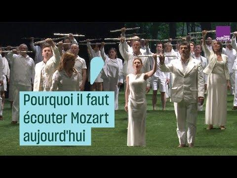 Pouquoi il faut écouter Mozart