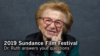 The life and times of Dr. Ruth Westheimer are revealed in