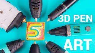 3D Pen Pixels 5