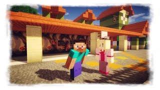 [LA FAMILLE DE STEVE] #2 - RETOUR À L'ÉCOLE - 101 Babies Challenge - Minecraft