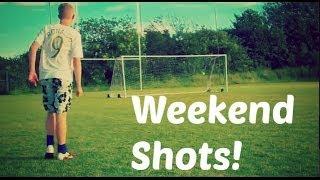 Weekend Freekicks & Shots