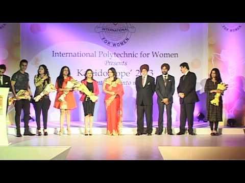 international polytechnic for women fashion show 2013