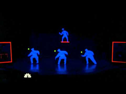 Fighting Gravity - Guest Appearance on AGT 2011 HQ