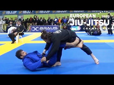 Igor Ribeiro VS Bradley Hill / European 2020