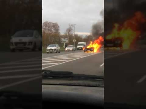 Accident à Toulouse