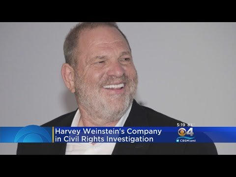 New York Attorney General Launches Probe Of Harvey Weinstein's Company
