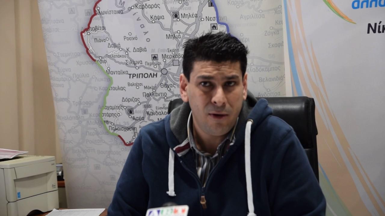 Νίκος Τσιαμούλος: Και νέα ένσταση κατά της τιμολογιακής πολιτικής της ΔΕΥΑΤ.