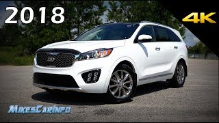 2018 Kia Sorento SX Limited SXL - Ultimate In-Depth Look in 4K