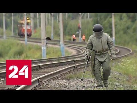 На очистку от снарядов поселка Каменка под Ачинском потребуется еще два дня - Россия 24
