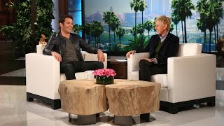 James Marsden Talks