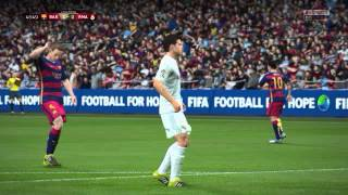 Full Manual Controls FIFA 16 VS CPU