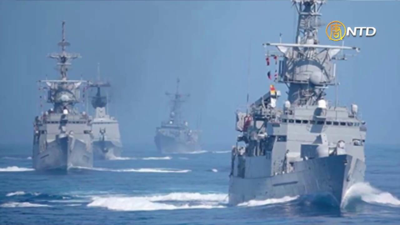 美售臺重型魚雷 蔡英文就職當天 美國新一輪對臺軍 美臺關係正在超越美中關係 - YouTube