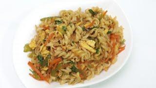 ভেজিটেবল এগ পাস্তা রেসিপি//vegetable egg pasta recipe//pasta recipe