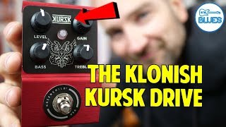 Greenchild KURSK Klonish Pedal Review - Made in the USA