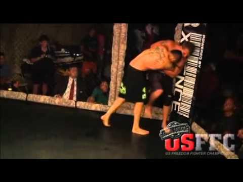 USFFC5 Featherweight Title Bout: Cristian Mejia v Joseph Todd Ray