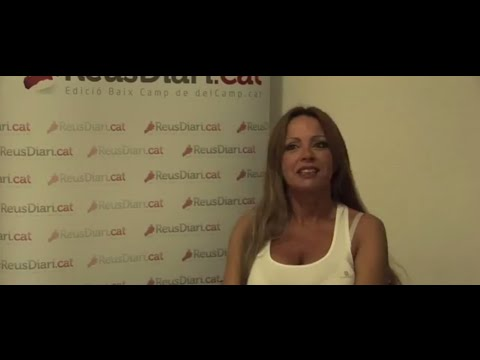 Bibian Norai presenta el Festival Eròtic de Reus - YouTube