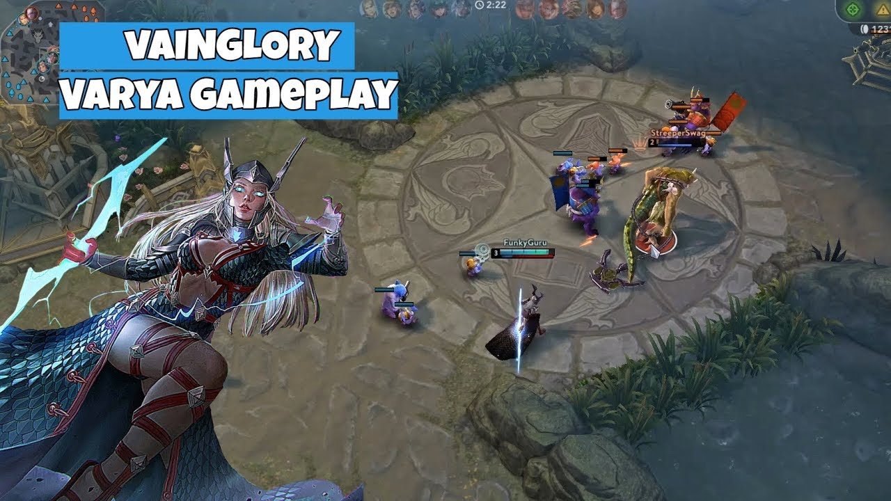download game vainglory pc