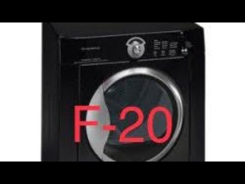Whirlpool Washerduet Repair F20 Error Code Doovi