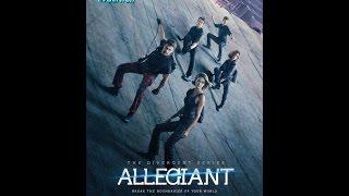Дивергент, глава 3: За стеной / The Divergent Series: Allegiant (2016) Трейлер №2 (рус.суб.)