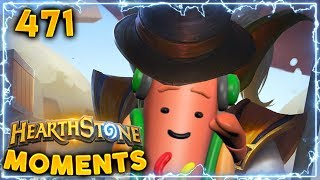 Very Lucky and Then Very Unlucky:(    Hearthstone Daily Moments Ep. 471